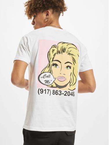 dégagement 100% original achat Tee Shirt Hommes Mister Me Appellent En Blanc ebay en ligne parfait à vendre la sortie fiable 9sHQoZTXH