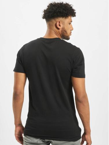 Monsieur Tee Hombres Camiseta Tout Le Chemin Jusqu'à L'escalier Negro stockiste en ligne HrMHMTF
