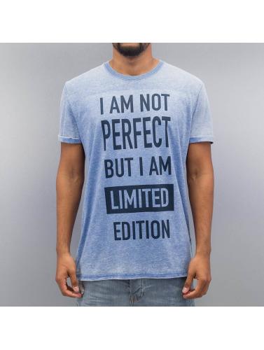 Affaires Hombres Singe Camiseta Édition Limitée En Azul