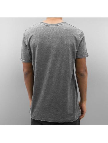 Affaires Hombres Singe Crâne Doigt Camiseta En Gris en ligne Finishline sneakernews discount W8hT1m