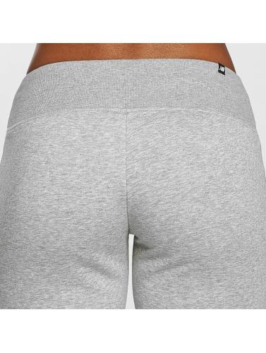 meilleur jeu pas cher 2015 Femmes New Balance Dans L'essentiel Des Pantalons De Survêtement Gris visite à vendre nz2wnDO