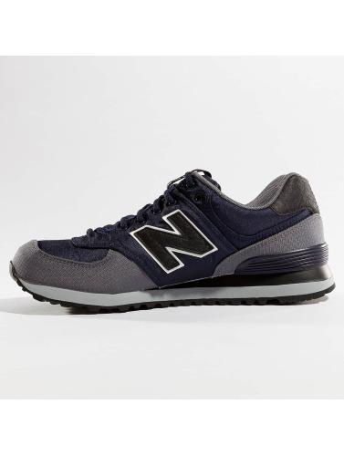 Les Nouvelles Chaussures De Sport D'équilibre Hommes 574 Ml Pte En Bleu réduction abordable recommander en ligne kD93YIqPvR