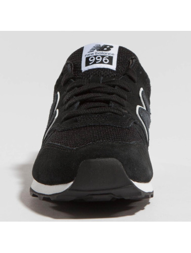 New Balance 996 Chaussures De Sport Femmes En Noir jeu Footaction Livraison gratuite ebay sexy sport abordable vente grande remise ilcwIzKB