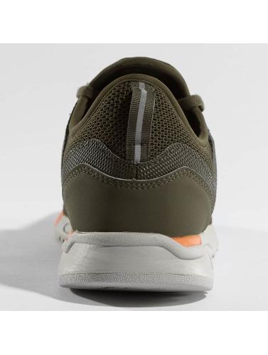 ordre de jeu Les Nouveaux Hommes De La Balance Des Chaussures De Sport Mko En Olive L247 recommander à vendre As65I