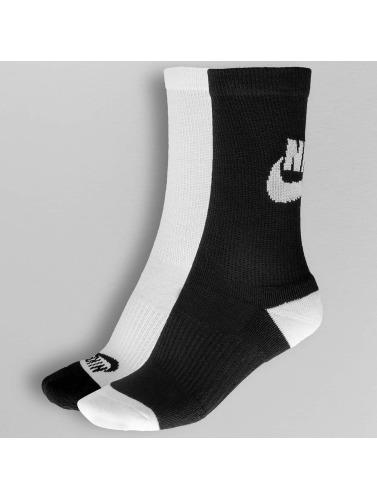 Nike Mujeres Calcetines Sport Font Juste (2 Paires) En Blanco
