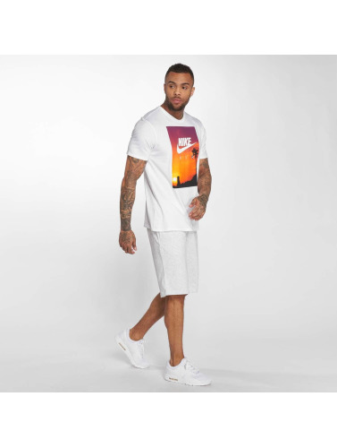Nike Hombres Camiseta Ftwr De Vêtements De Sport 4 En Blanco choix de sortie yV3LWP