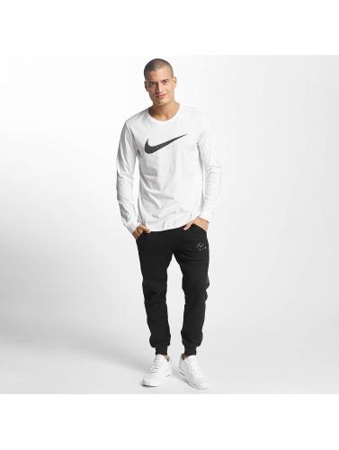 Manches Longues Nike Shirt Icône Swoosh En Blanc magasin en ligne original vrai jeu gratuit sites d'expédition choix de jeu 7Glohp