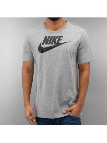 Nike Hommes Icône Chemise À L'avenir Gris