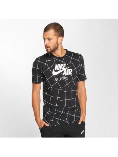 officiel pas cher Nike Air Force 1 Hommes En Noir 2 achat de sortie dédouanement nouvelle arrivée à la mode D8M8dU