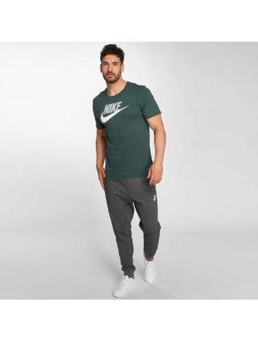 Avenir T-shirt Nike Icône En Vert nicekicks en ligne KOzfoD