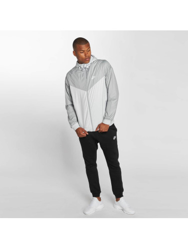 sortie à vendre mode rabais style Veste Homme Nike Windrunner En Entretiempo Sportswear Gris jtbSXh