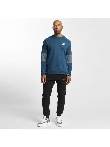 Nike Avance Sportswear Jersey Hombres 15 Polaire Dans Azul magasin d'usine qualité aaa vente Nice très bon marché jI2lr