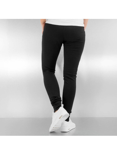 amazone en ligne pas cher Femmes Nike Pantalons De Survêtement Avec Nsw Flc Serré En Noir Manchester officiel de vente 0zPNp