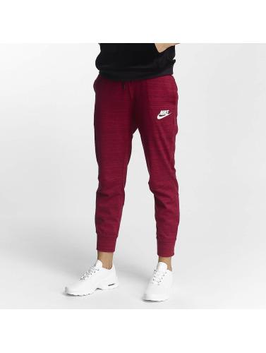 la sortie mieux Nsw Nike Femmes En Pantalons De Survêtement Rouge Av15 de nouveaux styles jeu abordable sites de sortie kNYS3cFiF