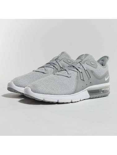 Rendement Nike Air Max Sneakers Hommes Séquent 3 En Gris Livraison gratuite Nice SAST pas cher vue prise achat de réduction CKORW5Iy1
