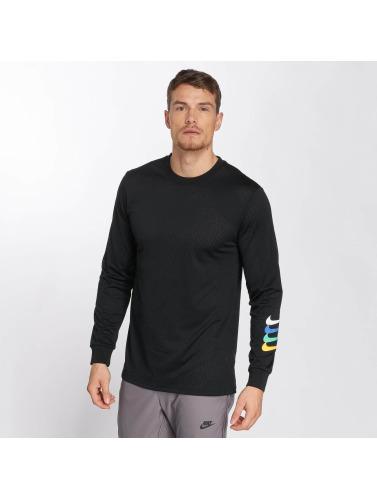Nike Chemise À Manches Longues Hommes De Noir Sb Sec nouveau jeu vente de faux sites de réduction original rabais Ikg5nzOsFs