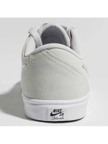 Nike Check Solarsoft Sb Sb Baskets Hommes En Gris Skateboarding dédouanement bas prix jeu profiter achats en ligne vMHiM