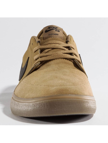 Hommes Nike Chaussures De Sport Sb Solarsoft Portmore Ll En Marron Planche À Roulettes choix rabais avec paypal vente 2014 nouveau vraiment obtenir WqUSmFq