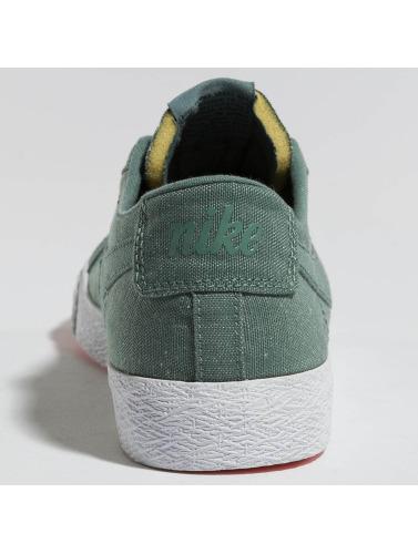 Nike Espadrilles Toile Zoom Faible Blazer Déconstruit Sb Hommes De Vert Réduction nouvelle arrivée JHGcX