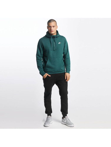 Hommes Polaire Nike Club Nsw Hz En Vert gros pas cher 00JxtreD