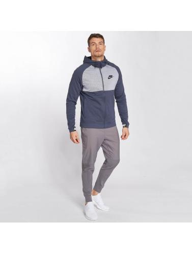 vente tumblr Nike Zip Pulls Hommes En Bleu Polaire Av15 rabais vraiment eTnmp