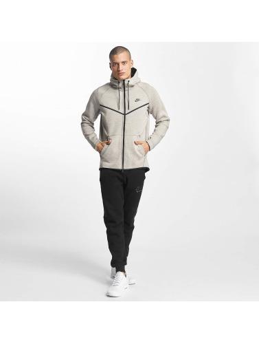 bas prix Zip Pulls Molletonnés Hommes Nike Polaire Tech Sport Gris abordables à vendre Footaction à vendre parfait rabais escompte bonne vente vN6aZUzE