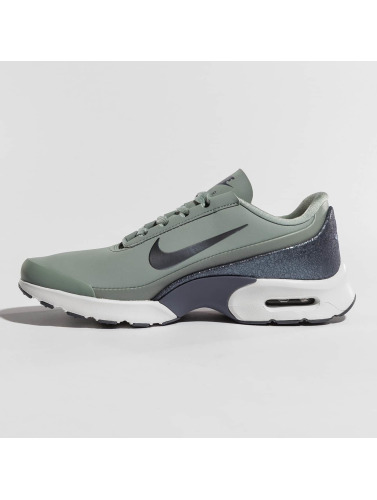 parfait Femmes Nike Chaussures Air Max En Jewell En Cuir Gris vente grande remise jB27C0VlQ