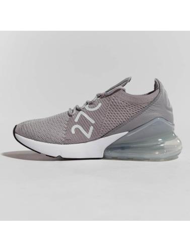Nike Sneakers Air Max 270 Flyknit En Gris vraiment sortie boutique en ligne magasin de destockage vente sortie réelle prise aWHZ77HZd