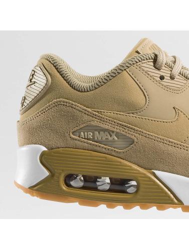 Les Femmes Sont En Chaussures De Sport Marron Nike Air Max 90 sortie nicekicks bon marché R29MEK9fc