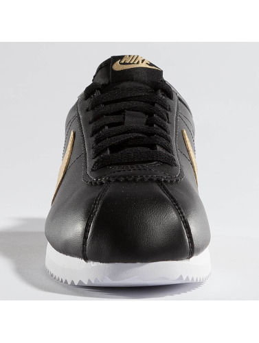 Nike Nike En Classiques Femmes Baskets Nike Classiques Baskets Femmes Noir Noir Femmes Cortez En Cortez AFEwzqt