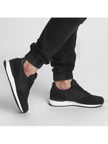 achats en ligne Nike Chaussures Hommes Dans Tourbillon D'air En Cuir Noir Livraison gratuite combien 63MAo