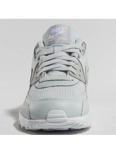 Nike Air Max Sneakers 90 Mesh (gs) En Argent libre choix d'expédition Livraison gratuite explorer Livraison gratuite offres grande vente sortie fiL2OFoaur