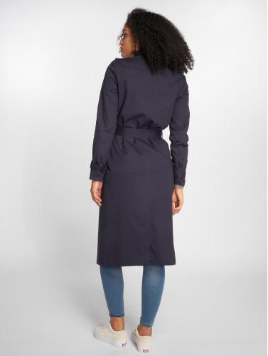 Bruyant Peut Mujeres Abrigo Nmjenny Dans Azul collections à vendre qualité supérieure Vente en ligne 2zelX