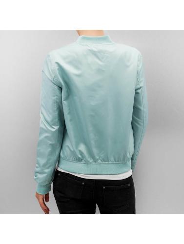 Peut Bruyant Les Femmes En Bombardier Veste Turquoise Nmnew sites en ligne 2014 à vendre frais achats vraiment pas cher 0oJitk8NW