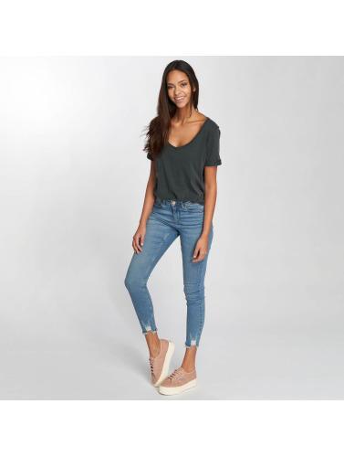 Bleu Lucy Femmes Peut Droite Noisy Les En Jeans xWrBdCoe