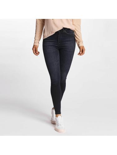 Seulement Jeans Mujeres De Cintura Alta Onlposh Taille Haute En Azul amazone Footaction Y9ZAsSaO