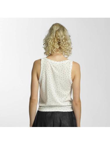 Seulement Mujeres Haut Onebone En Blanco le moins cher 2014 rabais jeu tumblr pas cher ebay zqJA5Si