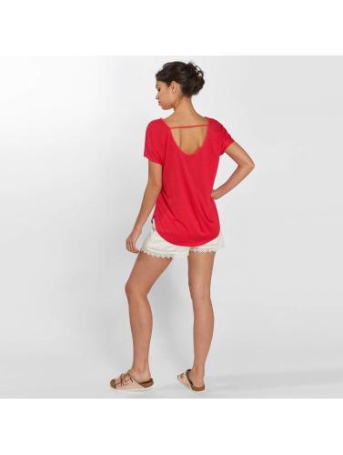 cool sneakernews de sortie Seulement Mujeres Haut Onlmimi En Rojo RTjo0