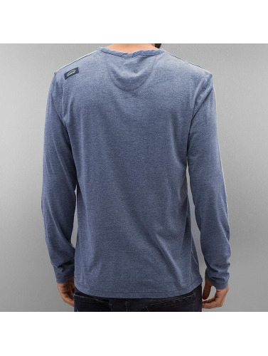 Méandre Manches Longues Homme Shirt Tabaia En Bleu Amazon de sortie autorisation de sortie réel en ligne sortie prise avec MasterCard 4W2nGq