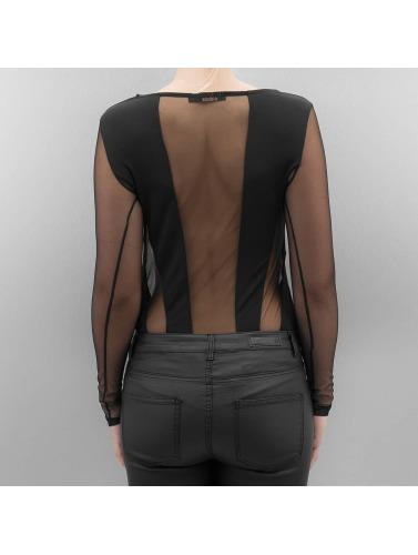 Le Xenia À Manches Longues Premium Paris Femmes En Noir bas prix rabais remise professionnelle stockiste en ligne best-seller de sortie uESeTj8Y1t