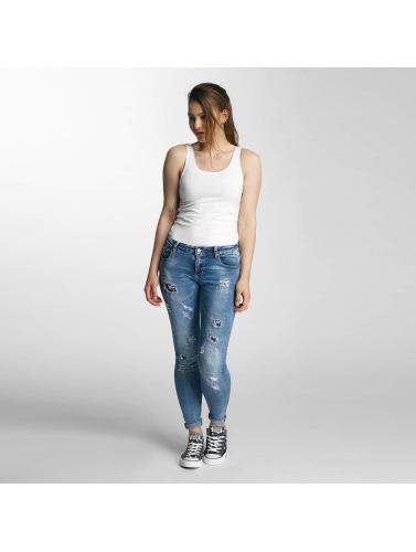 excellente en ligne images footlocker Paris Denim Premium Skinny Jeans Femmes En Bleu LIQUIDATION usine sortie d'usine vente 2014 nouveau XhUgL