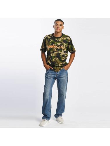Retour 2 Bases En Camouflage Pelle Pelle Hommes Acheter pas cher ZeeJX