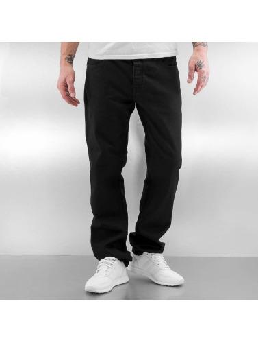 Pelle Pelle Les Jeans Floyd Hommes Droits En Noir photos discount footlocker qualité supérieure pas cher profiter à vendre Finishline bGZkQf