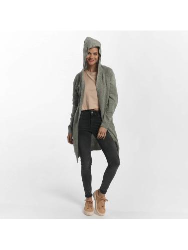 Femmes Cardigans En Morceaux Gris Pciris offre pas cher mode à vendre 2014 plus récent LIQUIDATION usine sortie nouvelle arrivée RxqSxrxSQo