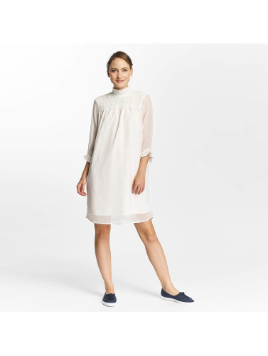 Pièces Femmes Robe En Pcathaly Blanc toutes tailles dFGlY0B