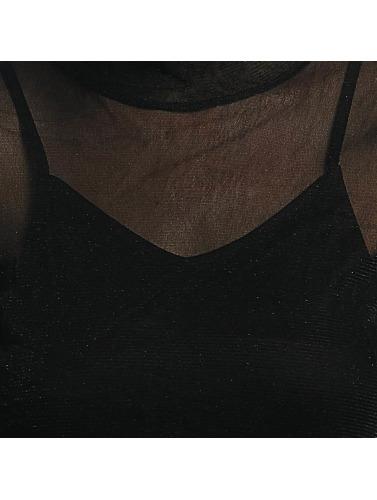 Pièces Pcodina Femmes Robe Longue En Noir qualité supérieure Livraison gratuite dernier visiter le nouveau vraiment sortie jEBc4o