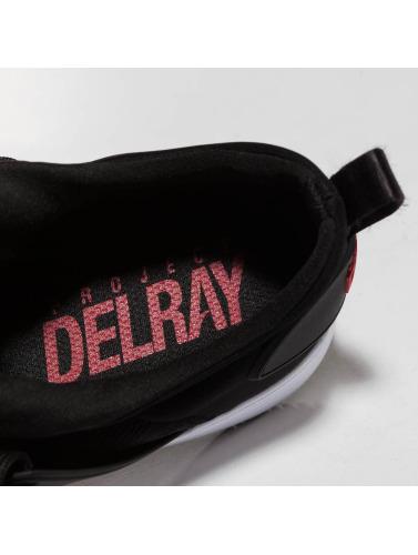 Projet Delray Zapatillas De Deporte Delray Wavey Negro parfait sortie recommander Lo5UzgRr7