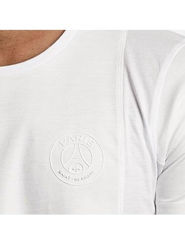 Psg By Dwen D. Psg Par Dwen D. Corréa Hombres Camiseta Paris In Blanco Hommes Corrêa Paris Chemise Blanche meilleure vente vente nouvelle arrivée gBo1PX