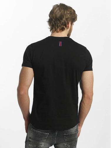 2015 nouvelle magasin de dédouanement Psg By Dwen D. Psg Par Dwen D. Corréa Hombres Camiseta Yohan In Negro Yohan Hommes Corréa En Noir wXScb