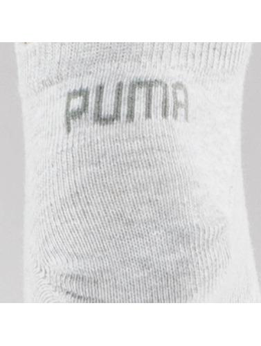 Puma Calcetines 3-pack En Gris sortie 100% garanti ligne d'arrivée 2014 jeu vente pas cher mode en ligne PYiPTUA